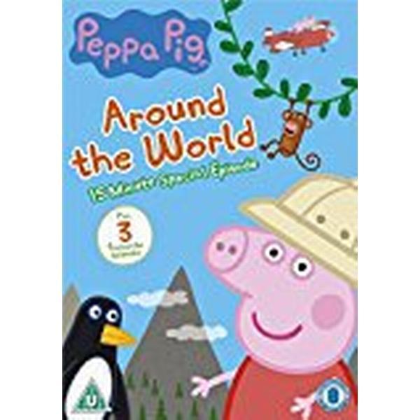 Peppa Pig: Around The World [DVD]